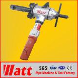 機械及び管の表面仕上げ機械管の表面仕上げ機械を水平にする携帯用管