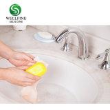 Escova de Lavagem de silicone para roupas e produtos hortícolas