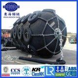 CCSおよびISO 17357の横浜浮遊泡が充填されたゴム製フェンダー