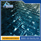 Stereophony Stainless Steel Embossing Board Anti - Mosaic Steel Sheet 549