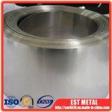 Folie 0.1mm van het Titanium van de Rang 5/Gr5 van de levering