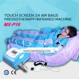 Corps de réduction d'évacuation lymphatique de Pressotherapy de pression atmosphérique gros amincissant la machine