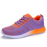 Спорта тапки сетки женщин оптовой продажи высокого качества Китая ботинок облегченного идущий