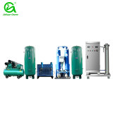 250 g/h generador de ozono para el procesamiento de alimentos Desinfección