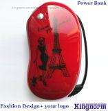 Крен внешней силы подарка 5200mAh рождества с изготовленный на заказ печатание логоса