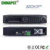Vigilância de vídeo HDMI de alta qualidade 32CH DVR 1080P (PST-NVR332)