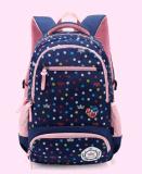 Grand sac Yf-Pb20335 de filles de sac d'épaule de sac d'école de capacité de sac à dos