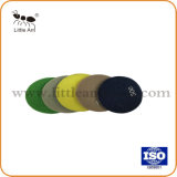 Sec et humide flexible utilisé pour le béton de polissage de tampon à polir