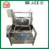 Semi-Auto frites et les croustilles Deoiling Machine