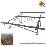 높은 양 지상 태양 전지판 설치 시스템 구조 (GD677)