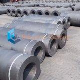 Диаметр 200-600мм игольчатого кокса, графитовые электроды для плавки металла