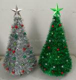 Pop-up 45cm as decorações Árvore com cintilantes bagas