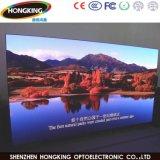 El panel lleno de la pantalla del alto color de interior P5 LED de la definición