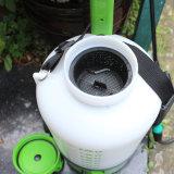 8L 농업 바퀴를 가진 배터리 전원을 사용하는 전기 손 스프레이어