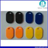 Clé FOB d'ABS de l'IDENTIFICATION RF Em4100 pour le système de contrôle d'accès
