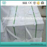 中国はカウンタートップまたは壁カバーのためのGuangxiの白い大理石を磨いた