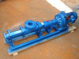 Hohe Leistungsfähigkeits-Abwasser-Wasser-verwendete einzelne Schrauben-Pumpe