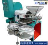 Máquina de proceso fría vegetal del expulsor de la prensa del molino de petróleo de gérmenes de la fruta