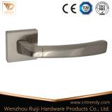 Цинкового сплава Furnituer рукоятку замка на внутренние ручки дверей (z6355-zr20)