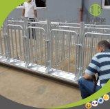 Apparatuur van het Varken van de hete ONDERDOMPELING de Gegalvaniseerde voor de Landbouwbedrijven van het Fokken van het Varken