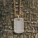 Tegenhanger van uitstekende kwaliteit van de Juwelen van de Manier de Echte Zilveren met Diamant