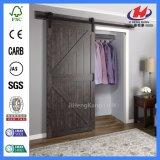 La pendaison de placard coulissante de porte de grange du matériel en acier inoxydable