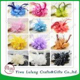 Fiori di cristallo della begonia della fascia di promenade della festa nuziale del fiore della manopola del Corsage