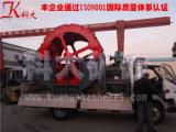 Pianta di lavaggio minerale per esportare
