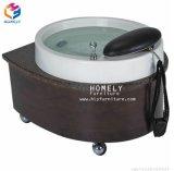 Ciotola poco costosa del bacino del bagno di massaggio del piede della strumentazione del salone