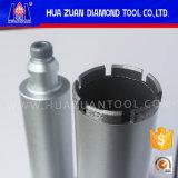 75mm Diamond Broca ocas para perfuração de granito