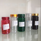 Tipo plástico vazio frasco de empacotamento dos PP do produto comestível do pó da proteína do frasco 250cc com ISO do GV para a venda
