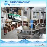 Automatische Plastikflaschen-Etikettiermaschine