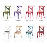 Rch-4001-7 최신 판매 빨간 X 뒤 의자