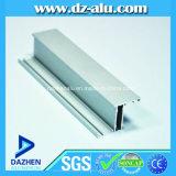 Profil en aluminium de porte de guichet de l'Algérie du profil 6063 du meilleur constructeur