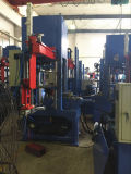 LPGのガスポンプの自動円周のシーム溶接機械