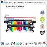 Impressora de Jacto de Tinta Impressora de Grande Formato Digital 1,8m Eco Solventprinter para Banner de vinil