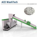 Macchina di riciclaggio di plastica professionale di pelletizzazione del PE dei pp