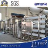 Beber agua pura de la planta RO