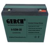 batteria al piombo del ciclo profondo terminale anteriore 6V180ah per uso delle Telecomunicazioni