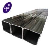 Металл трубы сатинировки 304/L 316/L 409 щетки квадратный для строительного материала