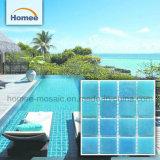 정연한 모양 20X20 유리제 모자이크 옥외 수영풀 도와