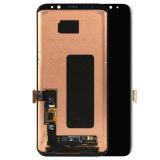 Samsung S8のためのG950 LCDスクリーンのAmoledスクリーン