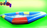 syndicat de prix ferme gonflable coloré dans extérieur