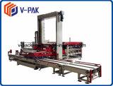 Автоматическая Palletizer вакуумного усилителя тормозов для машины упаковки из картона (V-PAK WJ-MD-40)