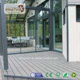 屋外のカスタマイズされた木製のプラスチック合成物WPCのフロアーリング