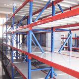 Directe de fabriek verkoopt de Plank van het Rek van de Opslag van het Pakhuis van het Rek van het Metaal
