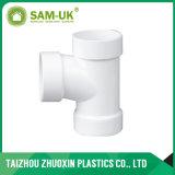 China PVC Dwv Tee para aguas residuales