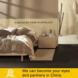 Reine schwarze rustikale Porzellan-Fliese für Fußboden und Wand (UN6041)
