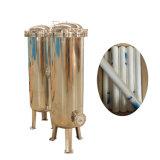 Precisão elevada plissada 1 mícron da filtragem do filtro da precisão do Polypropylene