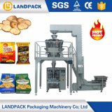 Multi HauptWeighters Bananen-Chip-Verpackmaschine